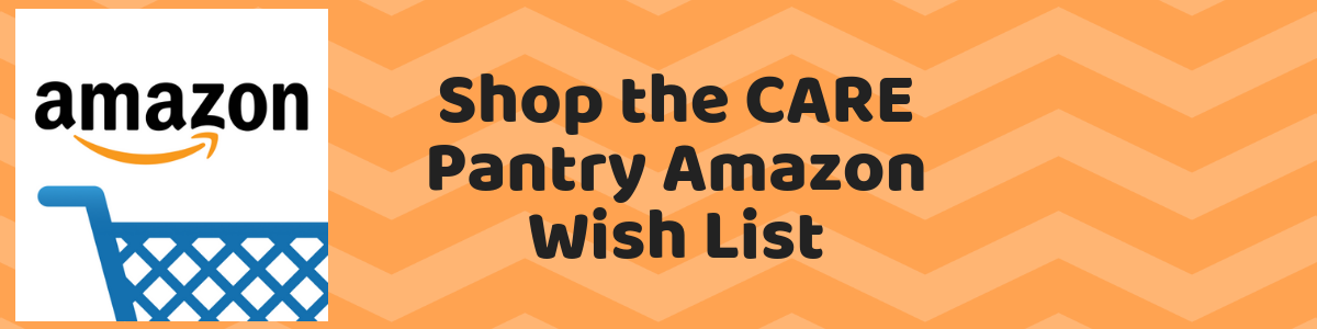 CARE's Amazon Wish List