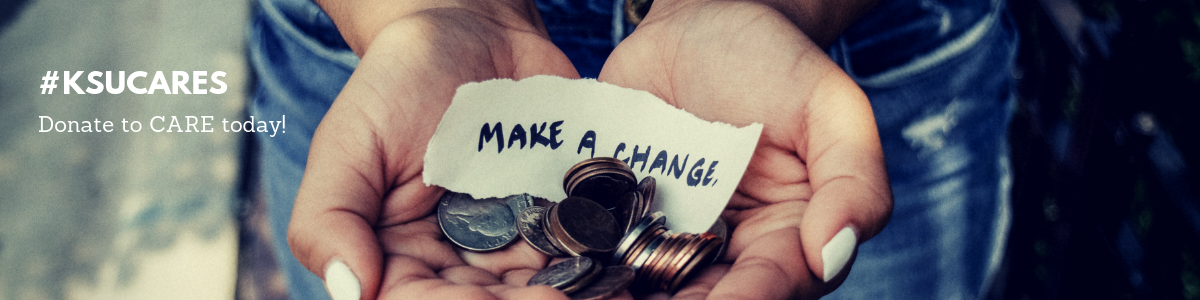 Make a Change by Giving!