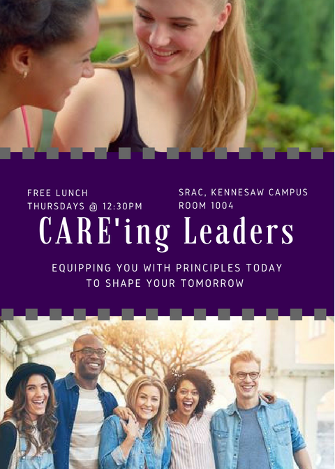 CAREing leaders group